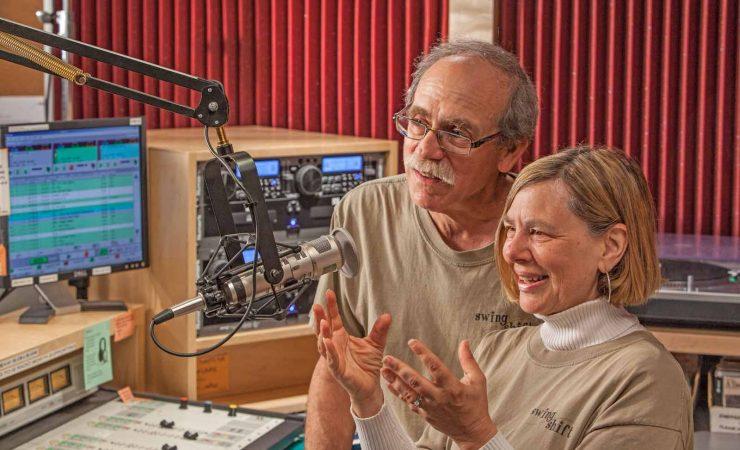 Lloyd and Melissa Zimmer - Hosts of Swing Shift