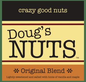 Doug's Nuts logo