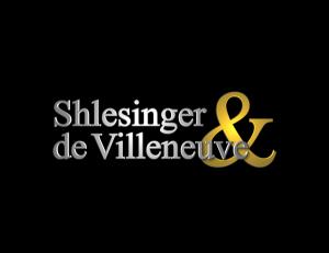 Shlesinger & de Villeneuve logo