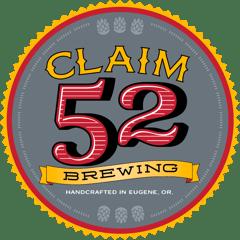 Claim 52 Brewing logo