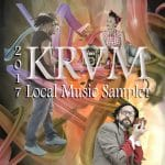 KRVM Local Music CD