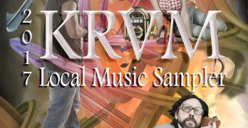 KRVM Local Music CD