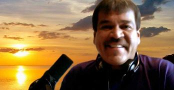 Larry K, host of Indigenous in Music
