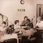 Happy 70th Anniversary KRVM!!!