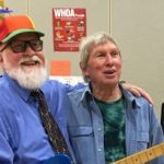 Jim Valley of Paul Revere and the Raiders visits local elementary school