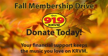 Fall Membership Drive Begins!